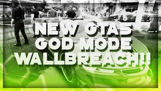 *NEW* GOD MODE WALLBREACH ON GTA5 ONLINE!! #1 After all patches! 1.37