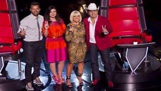 LA VOZ MEXICO 4 PRIMER PROGRAMA COMPLETO   7 Septiembre!!
