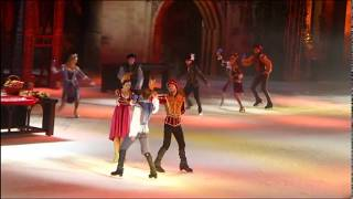 """Ледовое шоу """"Ромео и Джульетта"""". Джульетта. Дом Капулетти.  Подготовка к свадьбе с Парисом"""