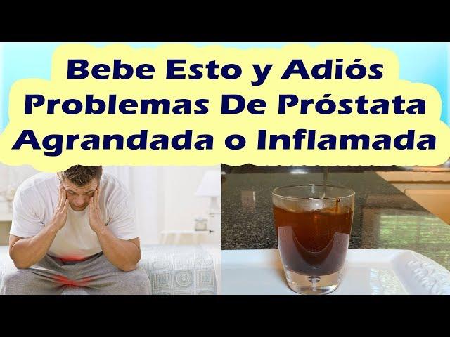 causas prostata agrandada