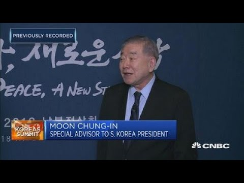 'What an amazing reversal,' says Moon Jae-in's special advisor | In The News