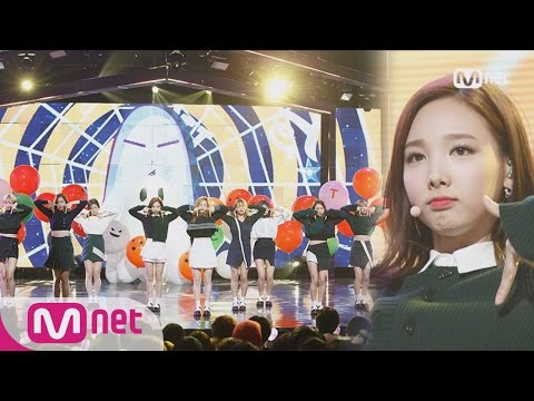 [TWICE - TT] KPOP TV Show | M COUNTDOWN 161101 EP.499