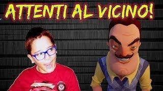 ATTENTI AL VICINO! - HELLO NEIGHBOR - Leo Toys