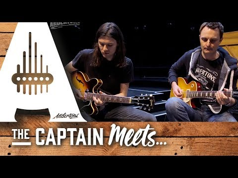 The Captain Meets James Bay