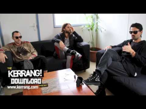 Kerrang! Podcast: 30 Seconds To Mars