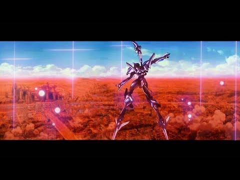 EVANGELION :|| 3.0+1.0 X EUREKA 7 : Hi-Evolution 2 | Nirvash Type 10 [ All Scene ]