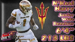 2019 NFL Draft Prospects 101 | Film Session | WR N'Keal Harry