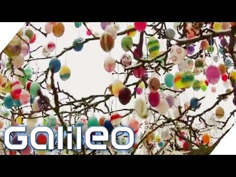 Die verrücktesten OSTERFANS Deutschlands | Galileo |