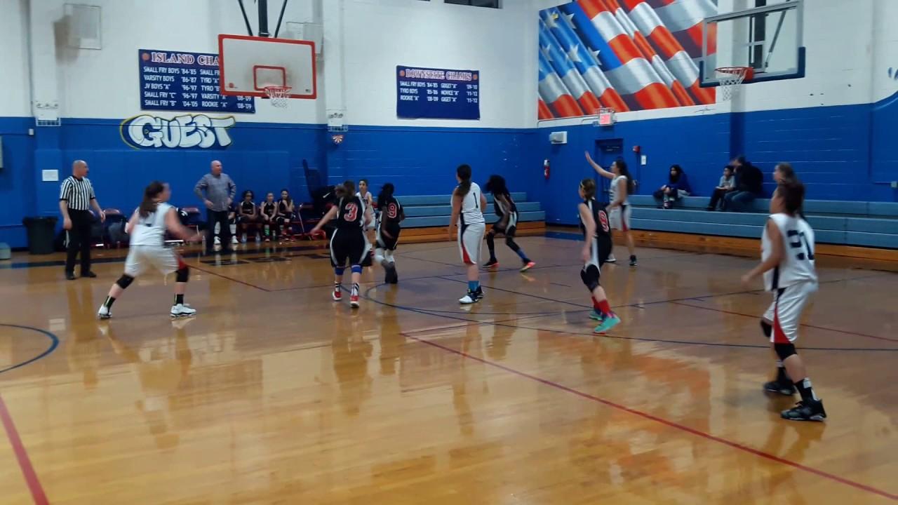 olssbasketball St Teresa vs OLSS 7th grade girls basketball - YouTube