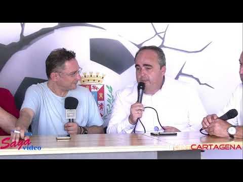 Torralba en programa Sport Cartagena