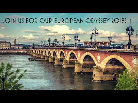 Williamson Wines European Odyssey 2019