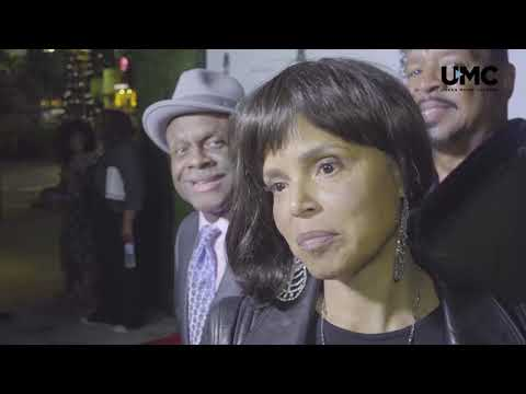 UMC All Access & Victoria Rowell on the Red Carpet - PAFF 2018