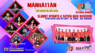MAXPRO LIVE STREAMING MANHATTAN MBESI REMBANG 2019