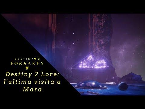 Destiny 2 Lore: l'ultima visita a Mara thumbnail