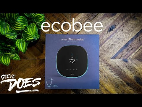 Ecobee's NEW SmartThermostat Is Faster, Louder, And Better With Alexa