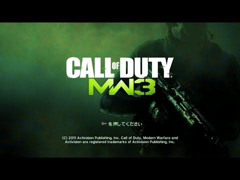 [GV-HDREC] Call of Duty: Modern Warfare 3 [CoD MW3]