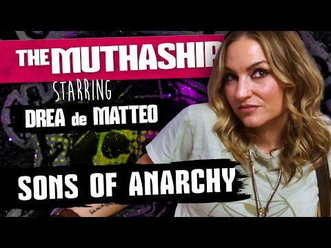 Sons of Anarchy  Behind the s with Drea de Matteo's The Muthaship