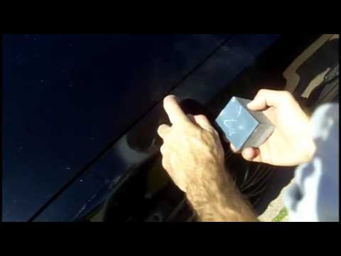 Removing Bird Droppings From Car Paint