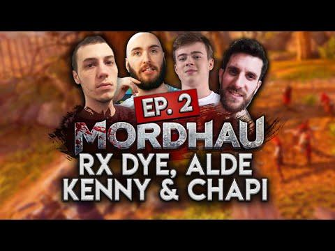 Vidéo d'Alderiate : [FR] ALDERIATE, RX DYE, KENNY & CHAP - MORDHAU - MODE HORDE PVE