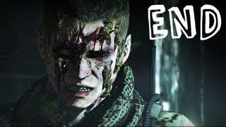 Resident Evil 6 - Chris / Piers Campaign Ending - Gameplay Walkthrough Part 20 (RE6)