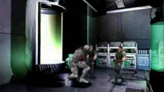 Resident Evil 1 :: First Tyrant Battle/Saving Jill + Best Ending (Chris) Part 1