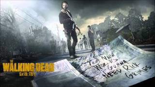 Gambar cover TWD- Somewhat Damaged- Nine Inch Nails