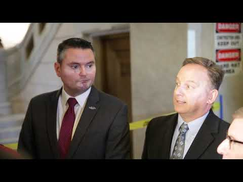 Pa. state Rep. Nicholas Miccarelli's attorney speaks after his PFA hearing