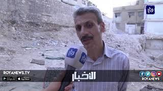 عام ونصف على انهيارات جبل الجوفة ولا تواصل حكومياً مع الأهالي - (26-7-2018)