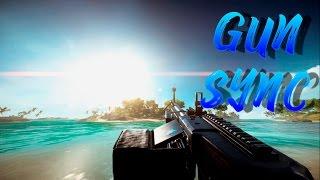 [Battlefield 4] Gun Sync | Seven Nation Army ( The Glitch Mob Remix)
