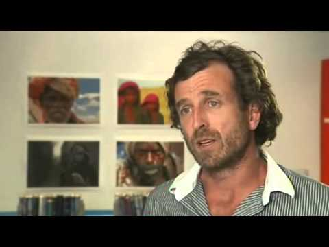 Former hostage turns the spotlight back on Somalia