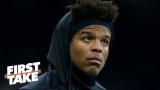 Panthers should sit Cam Newton for the 2019 season - Max Kellerman | First Take