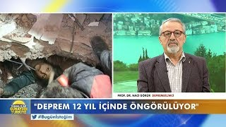 Kanal D ile Günaydın Türkiye- Beklenen İstanbul depremi ne zaman olacak?