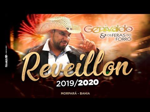 Genivaldo & Os Feras do Forró no Réveillon 2019 em Morpará/BA