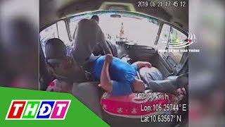 Long An: Tài xế 25 tuổi đột tử khi đang lái xe tải | THDT