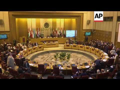 FMs from Arab League discuss status of Jerusalem