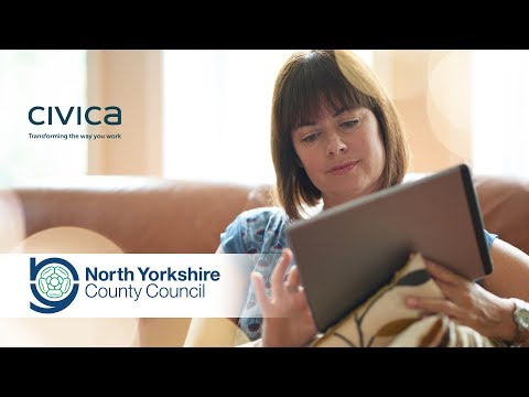 Civica Payments Case Study - North Yorkshire County Council