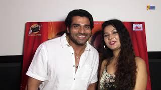 bagpat-ka-dulha-trailer-launch---jae-singh-ruchi-singh-lalit-patimoo-and-amita-nagia