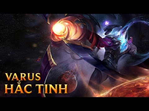 Dark Star Varus - Skins lol