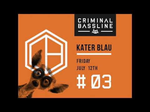 Live Set @ KaterBlau Club Berlin Criminal Bassline Showcase/ Vom Feisten