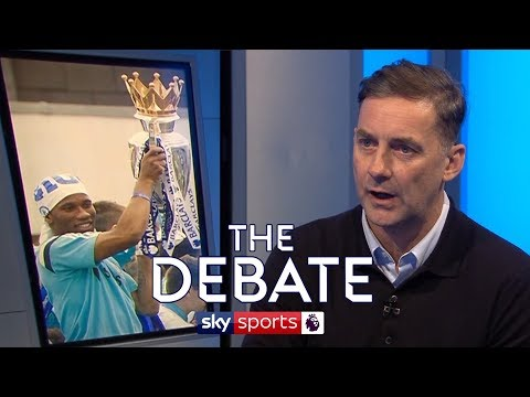 Who is the best striker in Premier League history?   Andy Townsend & Don Hutchinson   The Debate