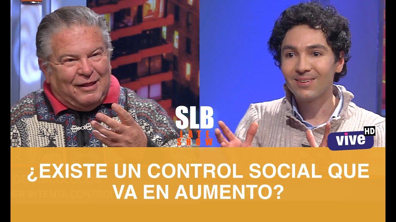 SLB. Psicolocos ¿Avanzamos hacia un mayor control social?