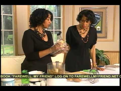 A-Z with Bea: Season 1, Episode 17 - The Art of Raw Foods
