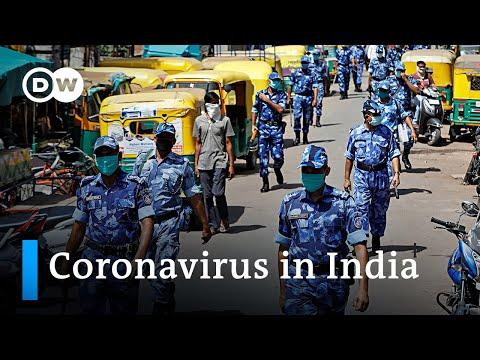 Coronavirus Lockdown Leaves India's Poorest Fearing Hunger | DW News