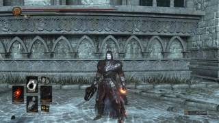 Dark Souls 3 | Cosplay Dracula (Castlevania) | Gabriel Belmont | Гайд темной пиромантии