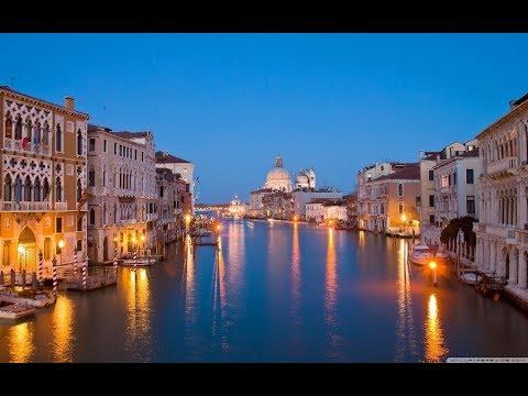 Venice Italy ( VENEZIA ITALIA) 4K Video -Best of Europe