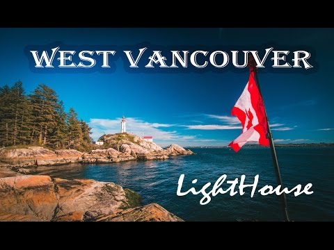 LightHouse Park | British Colombia | Friends & Sunset