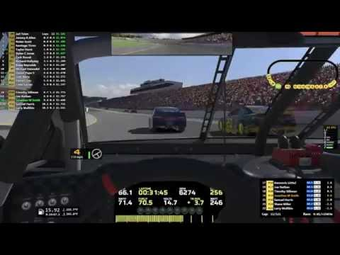 2016 iRacing.com class A Open Monday SOF (5030) @ New Hampshire Motor Speedway