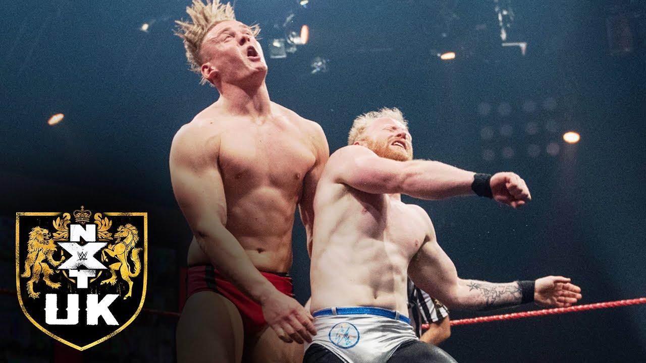 Download KLR defends against Jinny, Dragunov returns: NXT UK highlights, Jan. 21, 2021