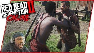 Jankins A Straight KILLER! - Red Dead 2 Online