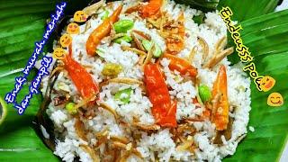 Liwetan Nasi Liwet Teri Enak Wangi Mantul Rasanya Seperti Nasi Bakar Buatnya Gampil Buat Yuk